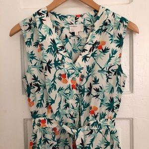 Karen Walker Pineapple Dress 🍍